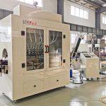 Machine de remplissage de bouteilles liquide automatique, machine de remplissage acide d'agent de blanchiment de Clorox