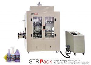 Machine de remplissage de liquide corrosif