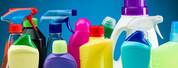 Machines de remplissage de produits de nettoyage ménagers