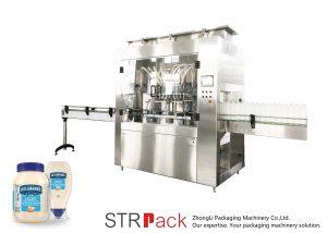Machine de remplissage de pompe à rotor STRRP